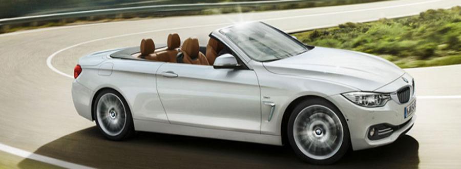 BMW cabrio auto's flipkens
